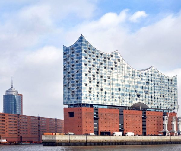 Die 5 bedeutendsten architektonische Meisterwerke in Deutschland