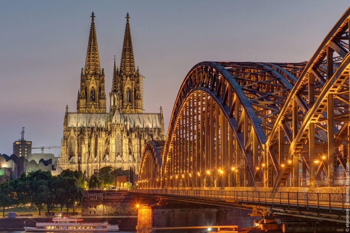 Hier die 10 beliebtesten Sehenswürdigkeiten in Köln