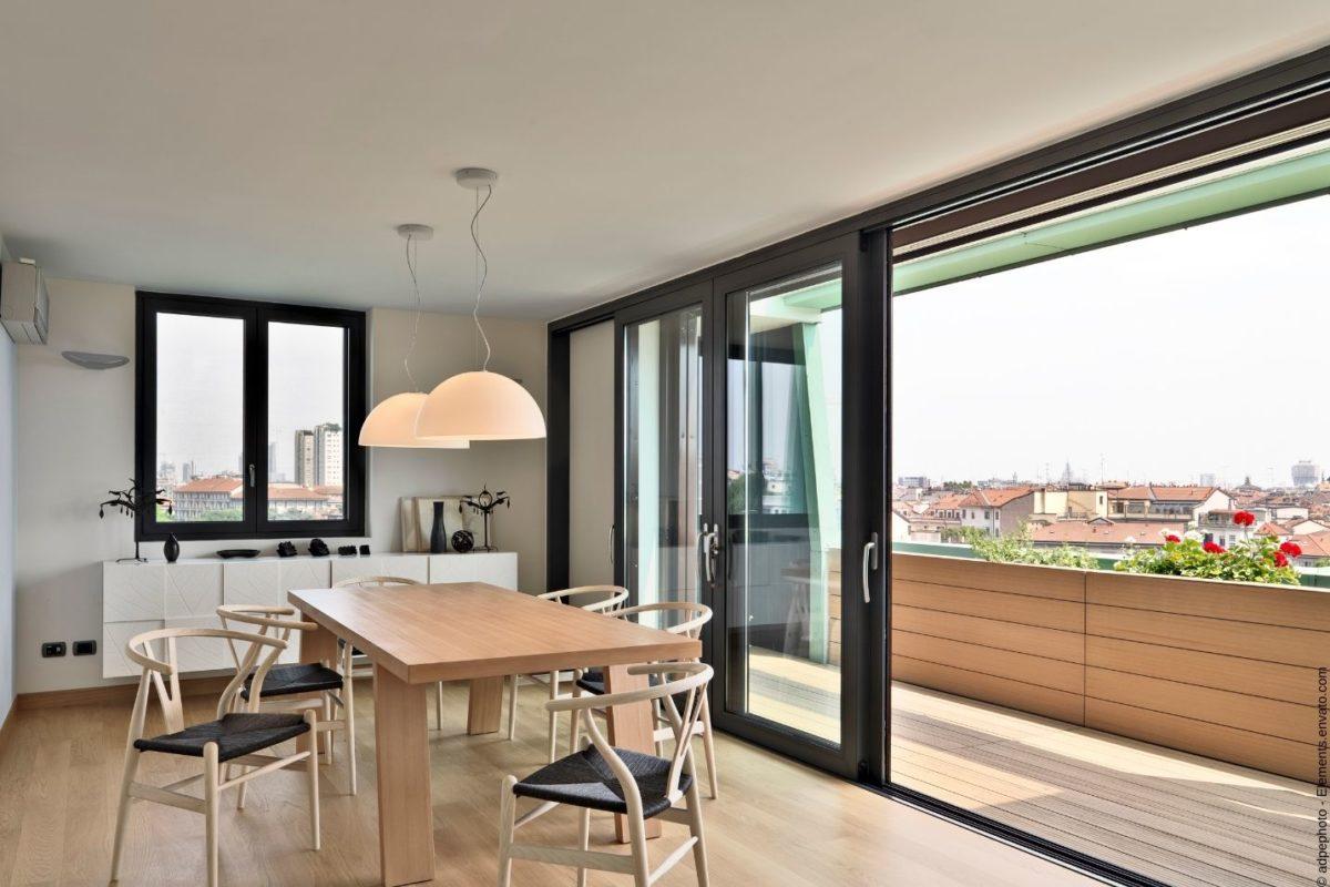Definition einer Penthouse Wohnung inklusive Praxisbeispielen
