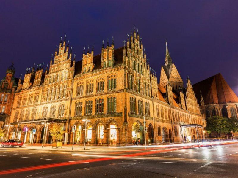 Die 10 beliebtesten Sehenswürdigkeiten in Hannover