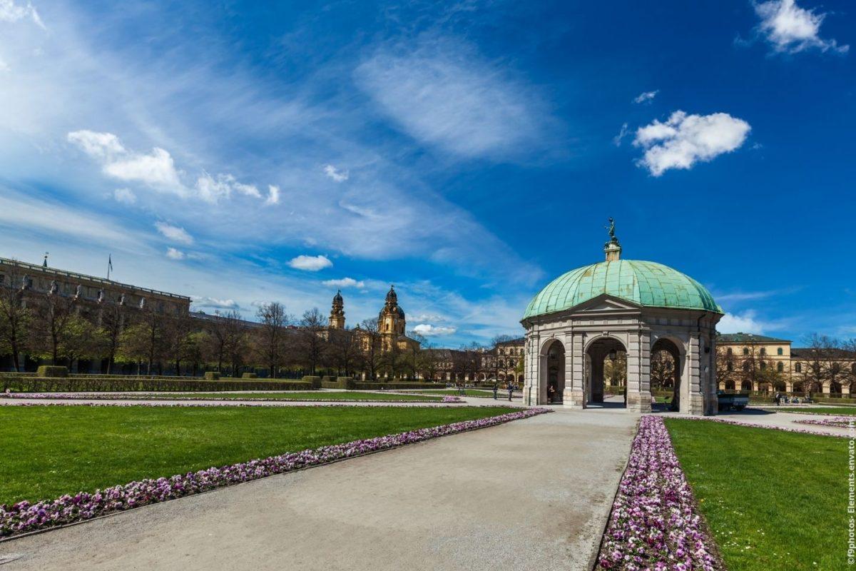 Die 10 beliebtesten Sehenswürdigkeiten in München