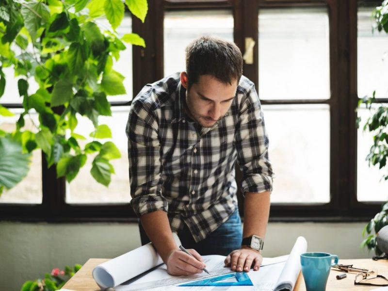 Warum werden im Bereich der Architektur immer mehr Freelancer tätig