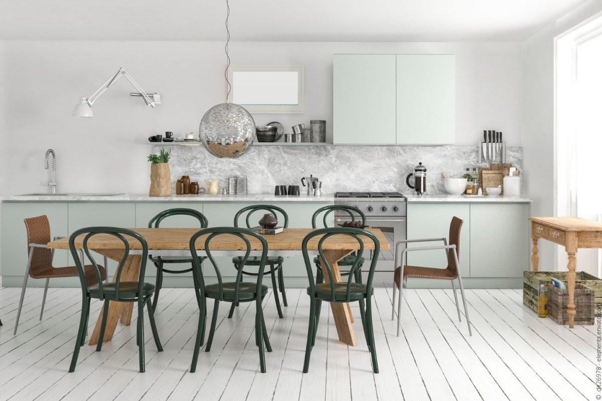 Warum skandinavische Möbel bei Innenarchitekten so beliebt sind