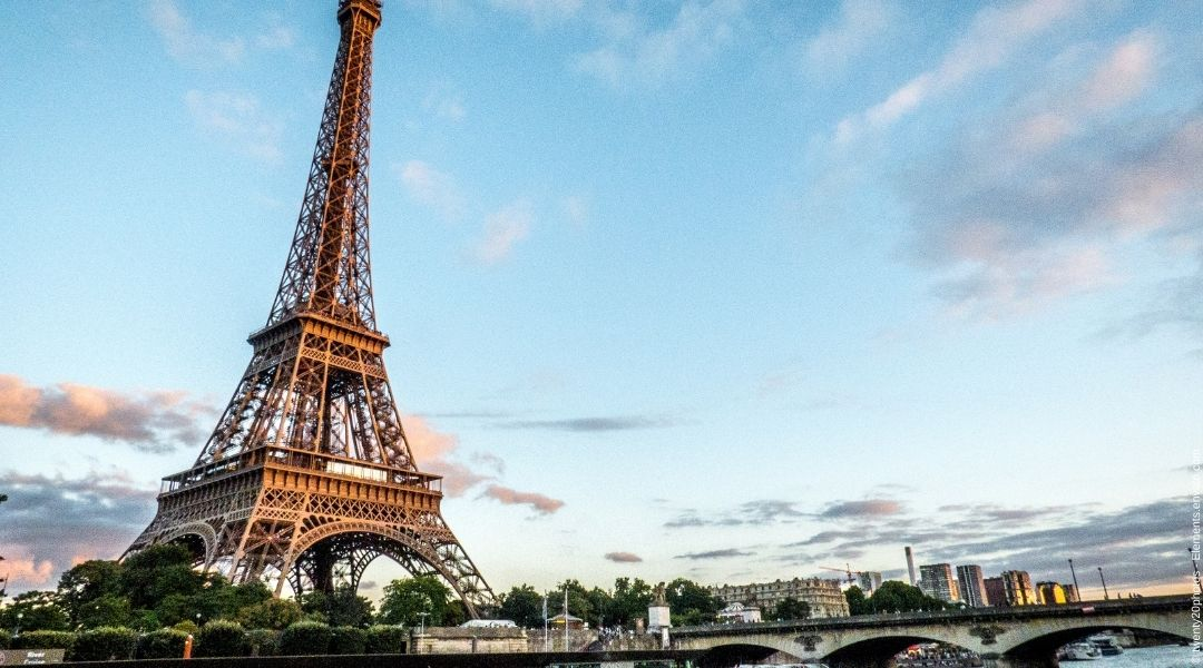 Die 5 bedeutendsten architektonische Meisterwerke in Frankreich