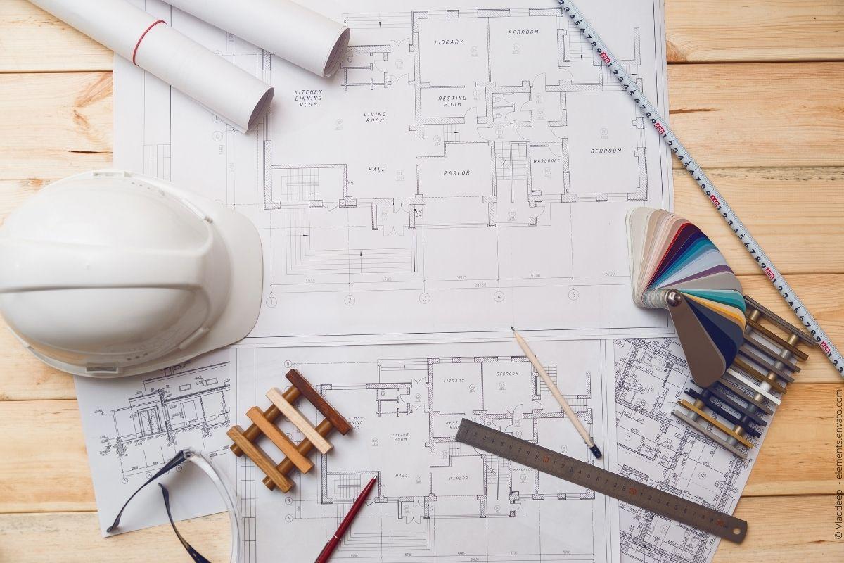 Diese Voraussetzungen müssen Sie erfüllen, wenn Sie ein Architekturbüro gründen